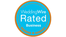 Wedding Wire Rated 5 Reviews